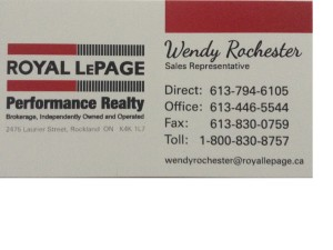 Wendy Rochester - Business Card Edited